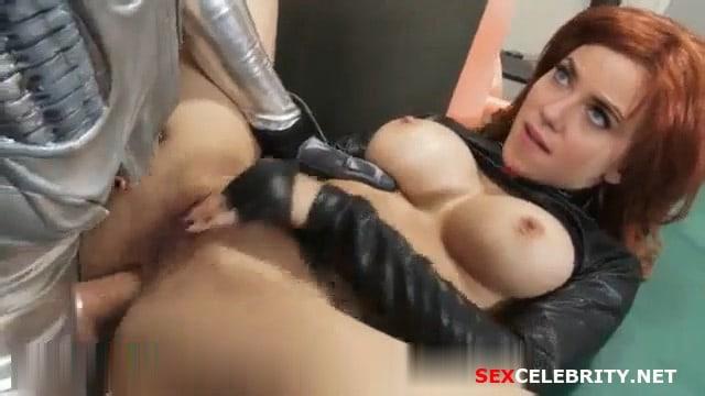 Nackt porn johansson scarlett Promi Scarlett