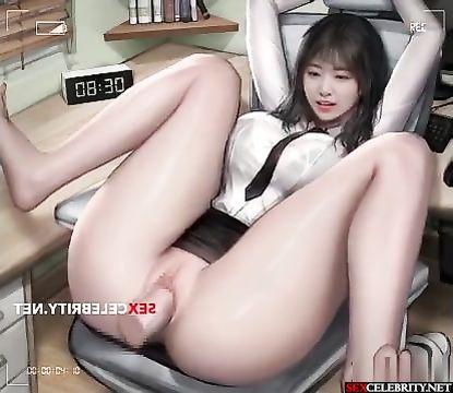 조유리 fake nude